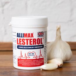 allimax-lesterol-fokhagyma-kapszula